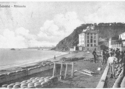storia fotografica mirage beach albissola 09