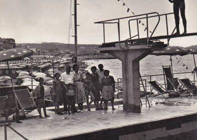 storia fotografica mirage beach albissola 40